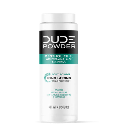 DUDE POWDER - MENTHOL CHILL