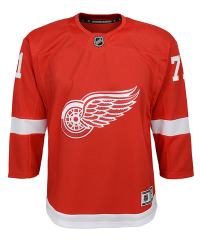 DYLAN LARKIN DETROIT RED WINGS KID'S PREMIER JERSEY