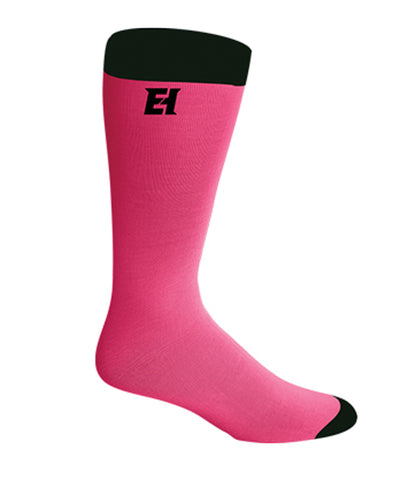 ELITE JR PRO-LINER PINK SOCKS