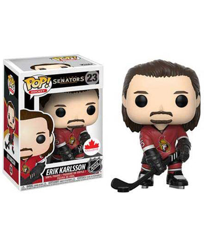 ERIK KARLSSON OTTAWA SENATORS FUNKO POP! VINYL NHL FIGURE