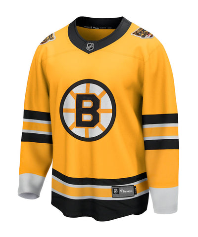 FANATICS BOSTON BRUINS MEN'S SPECIAL EDITION BREAKAWAY JERSEY