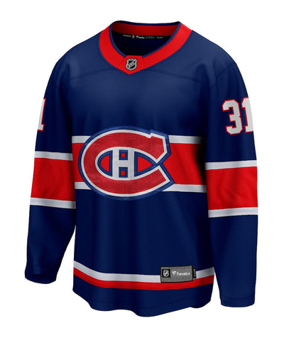 FANATICS CAREY PRICE MONTREAL CANADIENS MEN'S SPECIAL EDITION BREAKAWAY JERSEY