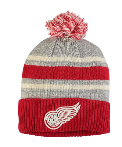 FANATICS DETROIT RED WINGS TRUE CLASSIC COLLEGIATE KNIT
