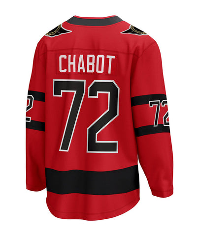FANATICS THOMAS CHABOT OTTAWA SENATORS MEN'S SPECIAL EDITION BREAKAWAY JERSEY