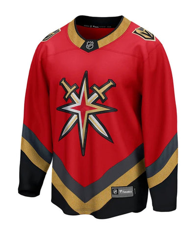 FANATICS VEGAS GOLDEN KNIGHTS MEN'S SPECIAL EDITION BREAKAWAY JERSEY