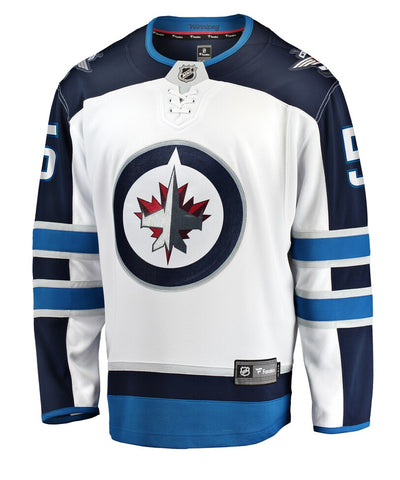FANATICS WINNIPEG JETS MARK SCHEIFELE MENS BREAKAWAY JERSEY