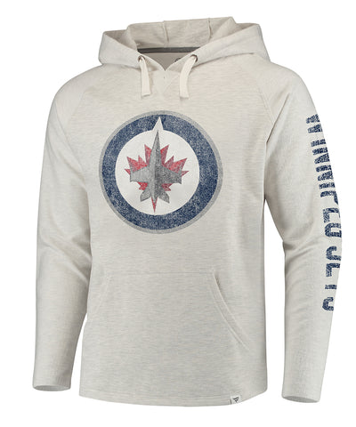 FANATICS WINNIPEG JETS TRUE CLASSICS FRENCHTERRY HOOD
