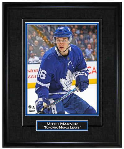 FRAMEWORTH MITCH MARNER TORONTO MAPLE LEAFS FRAMED 8X10 PRINT