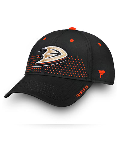 ANAHEIM DUCKS FANATICS SENIOR 2018 NHL DRAFT HAT