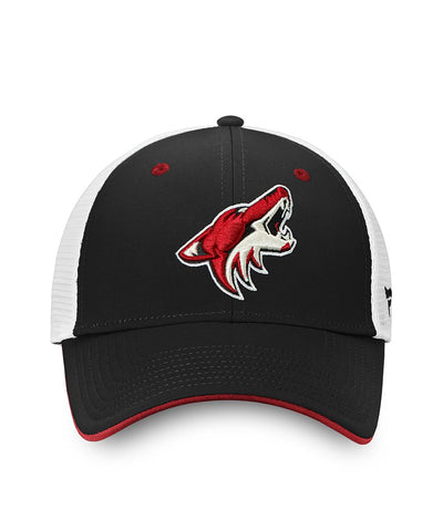 FANATICS ARIZONA COYOTES MEN'S PRIMARY LOGO HAT