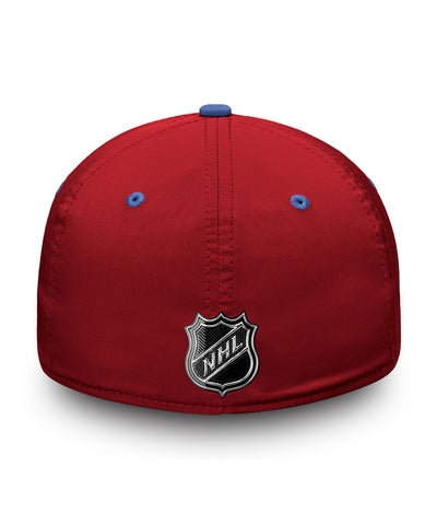 COLORADO AVALANCHE FANATICS SENIOR 2018 NHL DRAFT HAT