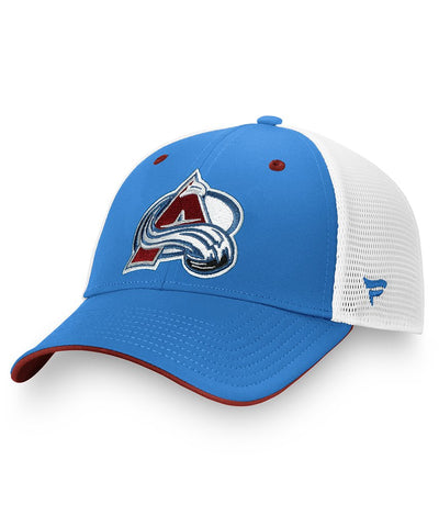 FANATICS COLORADO AVALANCHE MEN'S PRIMARY LOGO HAT