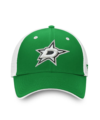 FANATICS DALLAS STARS MEN'S PRIMARY LOGO HAT