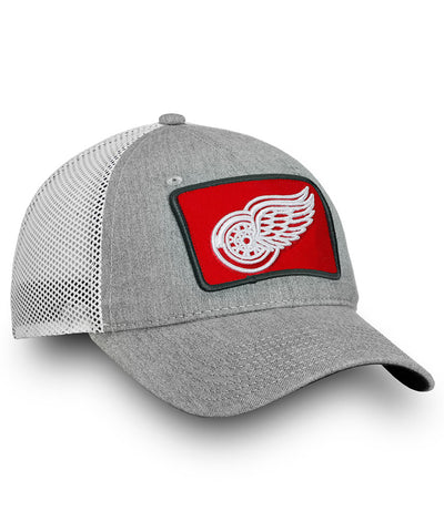 FANATICS DETROIT RED WINGS INDESTRUCTIBLE TRUCKER CAP