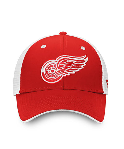 FANATICS DETROIT RED WINGS MEN'S PRIMARY LOGO HAT