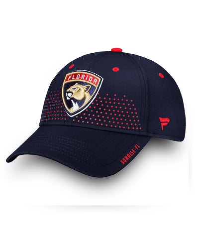 FLORIDA PANTHERS FANATICS SENIOR 2018 NHL DRAFT HAT