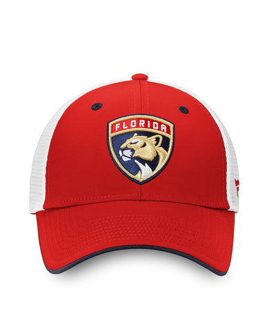 FANATICS FLORIDA PANTHERS MEN'S PRIMARY LOGO HAT