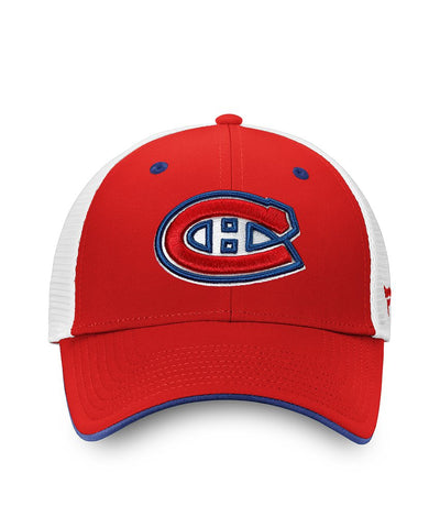 FANATICS MONTREAL CANADIENS MEN'S PRIMARY LOGO HAT