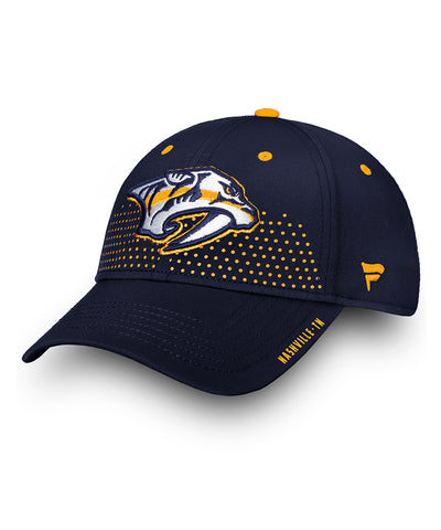 NASHVILLE PREDATORS FANATICS SENIOR 2018 NHL DRAFT HAT