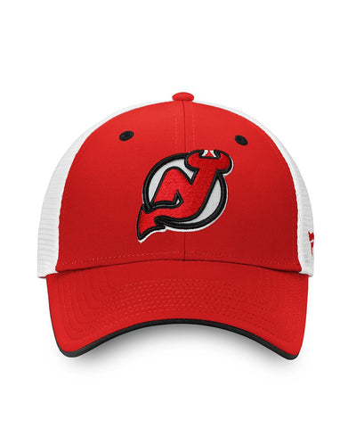 FANATICS NEW JERSEY DEVILS MEN'S PRIMARY LOGO HAT