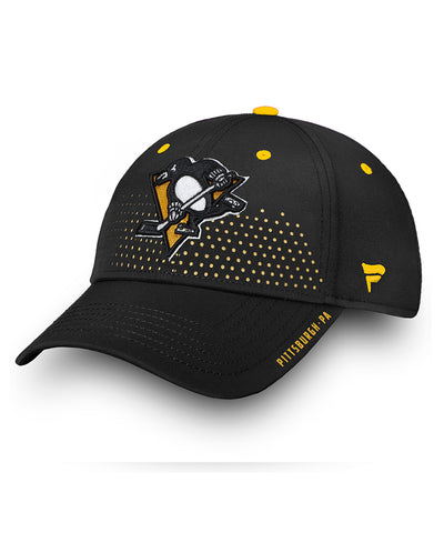 PITTSBURGH PENGUINS FANATICS SENIOR 2018 NHL DRAFT HAT