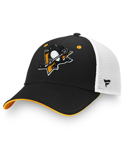 PITTSBURGH PENGUINS FANATICS MEN'S PRIMARY LOGO HAT