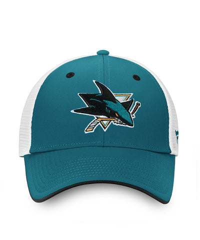 FANATICS SAN JOSE SHARKS MEN'S PRIMARY LOGO HAT