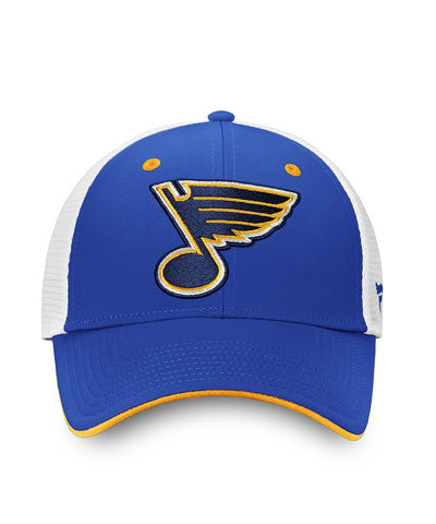 FANATICS ST. LOUIS BLUES MEN'S PRIMARY LOGO HAT