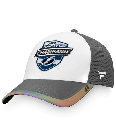FANATICS TAMPA BAY LIGHTNING 2020 STANLEY CUP CHAMPIONS HAT