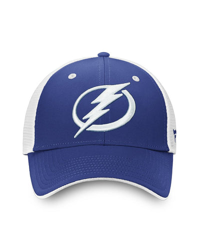 FANATICS TAMPA BAY LIGHTNING MEN'S PRIMARY LOGO HAT