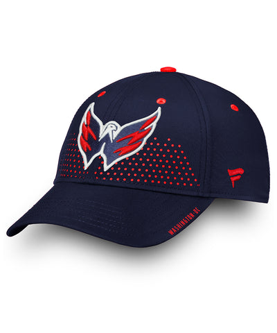 WASHINGTON CAPITALS FANATICS SENIOR 2018 NHL DRAFT HAT