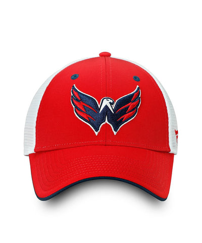 FANATICS WASHINGTON CAPITALS MEN'S PRIMARY LOGO HAT