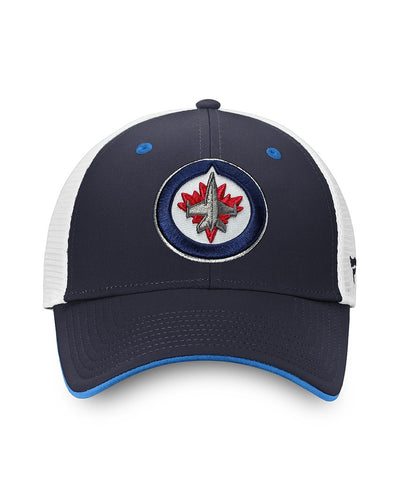 FANATICS WINNIPEG JETS MEN'S PRIMARY LOGO HAT