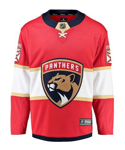 FANATICS FLORIDA PANTHERS MENS HOME BREAKAWAY JERSEY