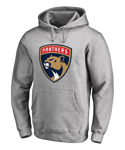 FLORIDA PANTHERS FANATICS MEN'S PRIMARY LOGO HOODIE