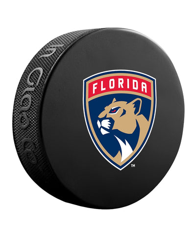 FLORIDA PANTHERS NHL HOCKEY PUCK