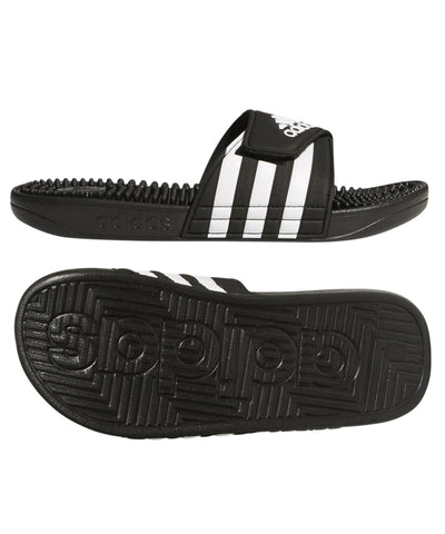 ADIDAS WOMEN'S ADISSAGE SLIDE SANDALS