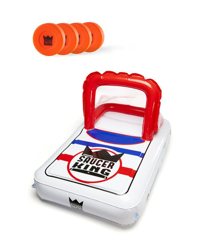 GONGSHOW INFLATABLE HOCKEY SAUCER KING GAME