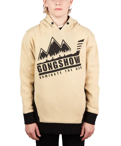 GONGSHOW KID'S OUTDOOR DOMINANCE HOODIE