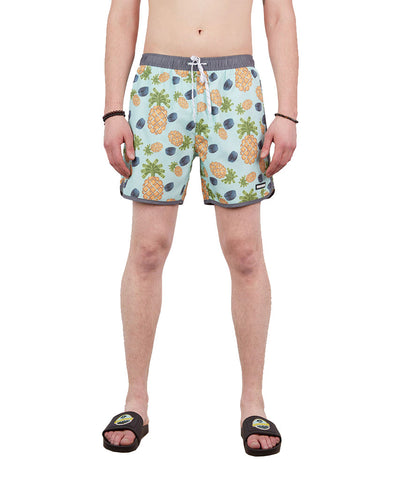 GONGSHOW MEN'S BEACH WEAPON BATHING SUIT