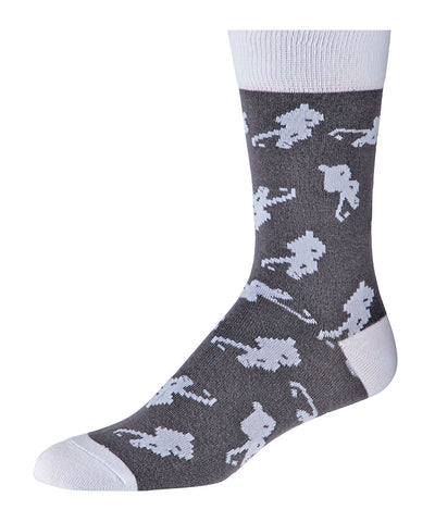 GONGSHOW MEN'S DRESS SOCKS - TOE DRAG