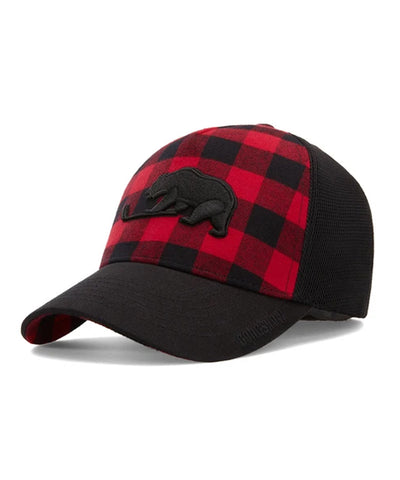 GONGSHOW MEN'S GRIZZLY GOALS HAT