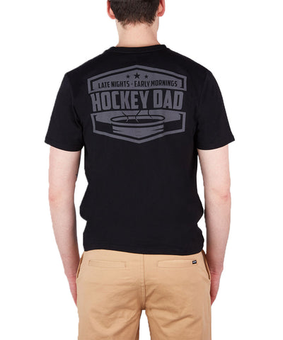 GONGSHOW MEN'S HOCKEY DAD T SHIRT