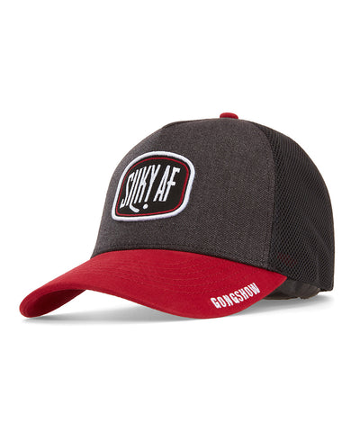 GONGSHOW MEN'S JUST SILKY HAT