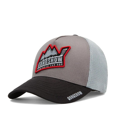 GONGSHOW MEN'S MOUNTAIN SIDE TWIRL HAT