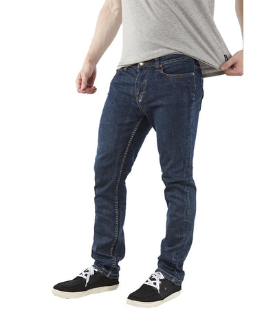"GONGSHOW BEAUTY FIT DARK JEANS - 34"" LENGTH"