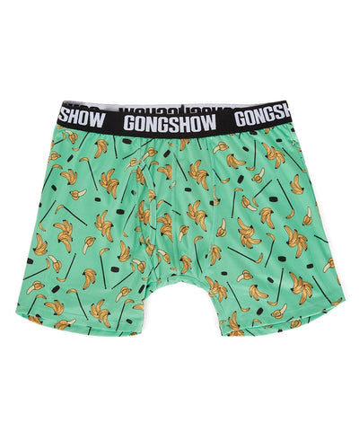 GONGSHOW MEN'S BOXERS - GREEN