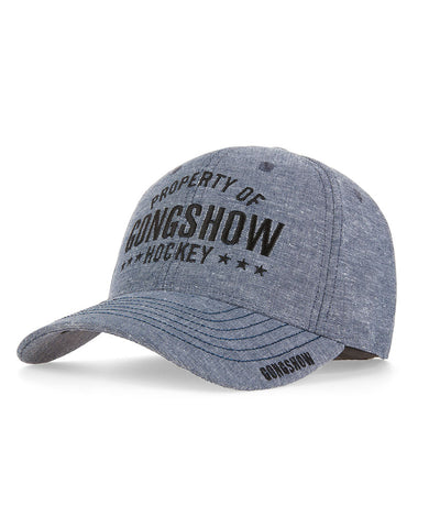 GONGSHOW MEN'S OWN THE GAME CAP - BLUE
