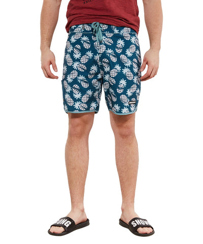 GONGSHOW MEN'S PINEAPPLE SAUCE SHORTS