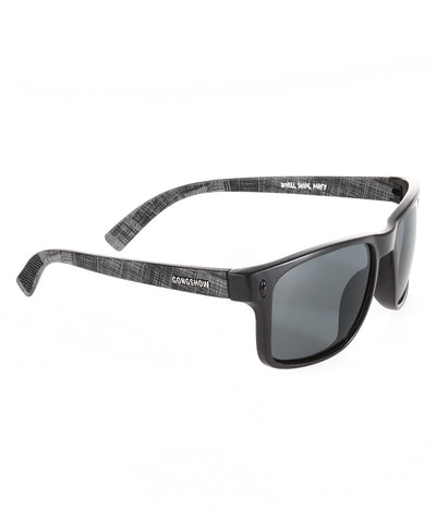 GONGSHOW MEN'S TINTED VISOR SUNGLASSES